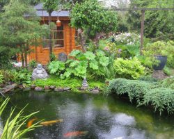 TDJ Prærie Lysthus - hyggelig have