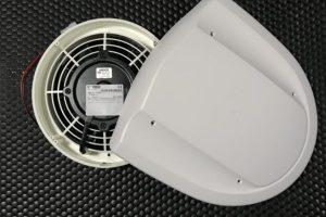 TDJ Slim Air ventilator hestetransport