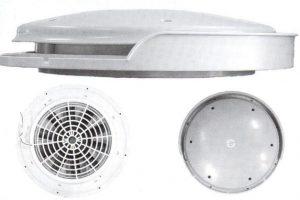 TDJ Slimline ventilator hestetransport